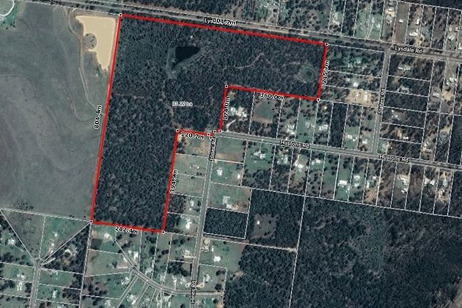 Picture of Lot 59 LYSDALE ROAD, WONDAI QLD 4606