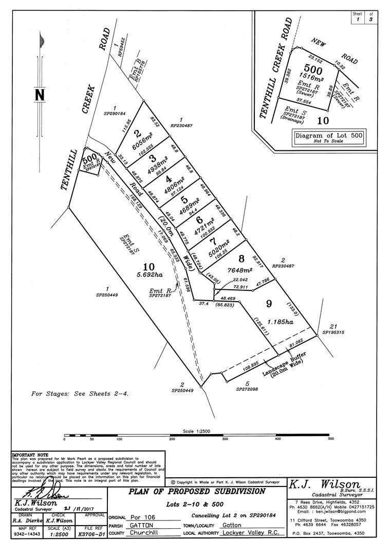 109 Tenthill Creek Road, Gatton QLD 4343, Image 0