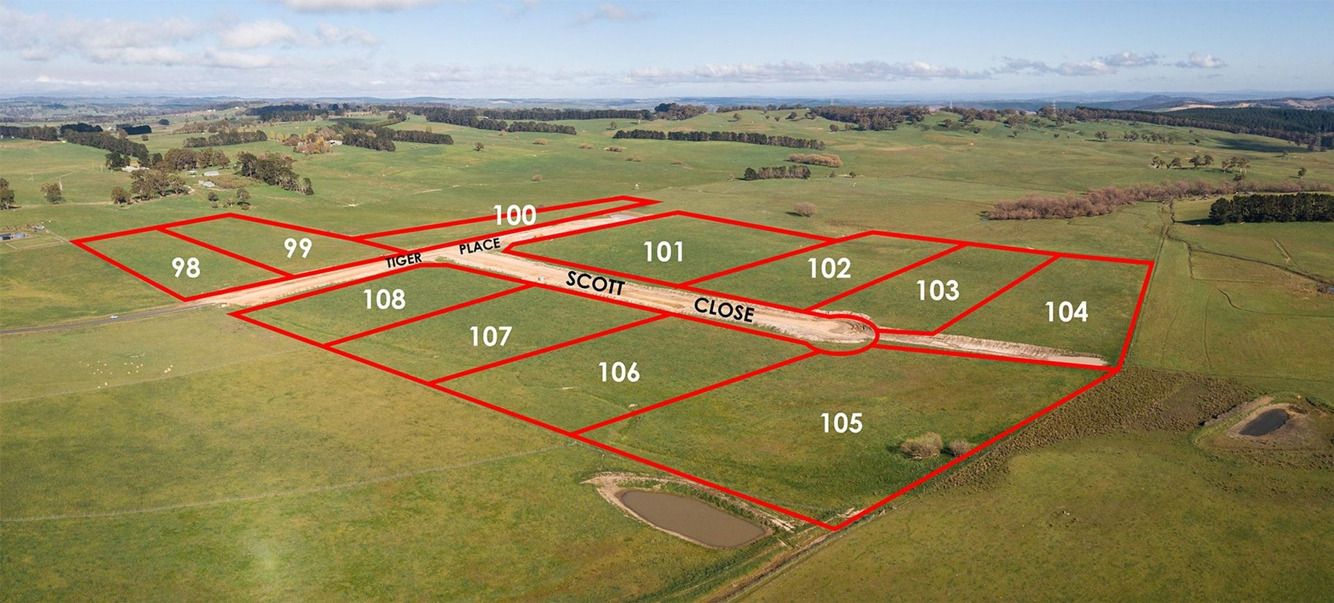 Lot 107 Bracken Estate, Oberon NSW 2787, Image 1