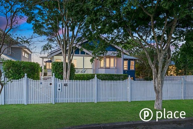 Picture of 46 Edencourt Street, CAMP HILL QLD 4152