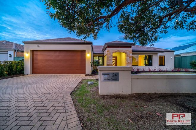 Picture of 24 Karlak Circuit, FORRESTFIELD WA 6058