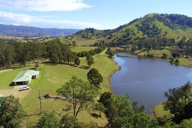 Picture of 239 Cookes Road, CONONDALE QLD 4552