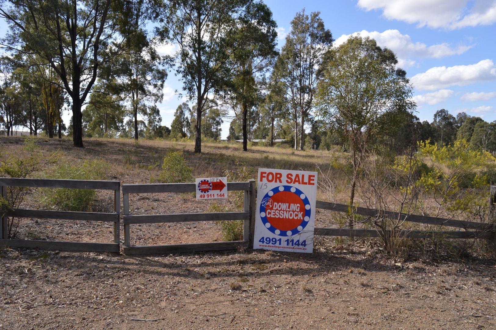 Lot 15/27 Blue Cliff Road, Pokolbin NSW 2320, Image 1
