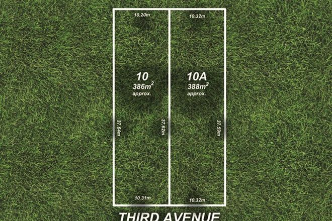Picture of 10 & 10A Third Avenue, SEFTON PARK SA 5083