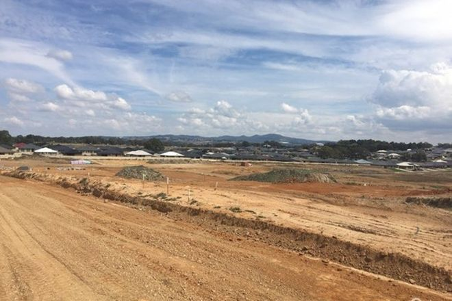 Picture of LOT 511 YOUNG STREET 882sqm, ORANGE NSW 2800