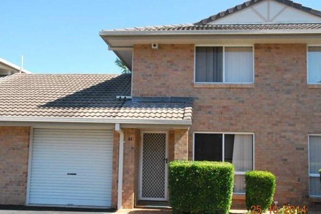 Picture of 38/122 Johnson Road, HILLCREST QLD 4118