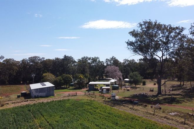Picture of 140 Strongs Road, KINGAROY QLD 4610