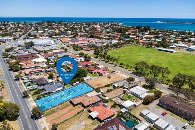 Picture of 91 Safety Bay Road, SHOALWATER WA 6169