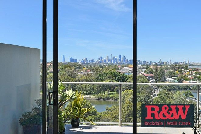 Picture of 1004/2 Brodie Spark Drive, WOLLI CREEK NSW 2205