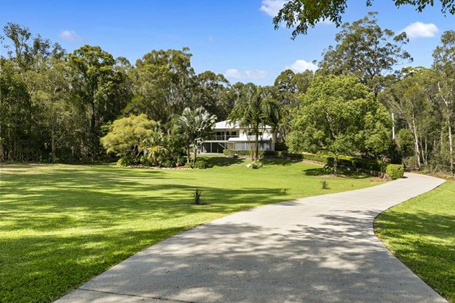 Picture of 35 Highlands Hill Road, MAROOCHY RIVER QLD 4561
