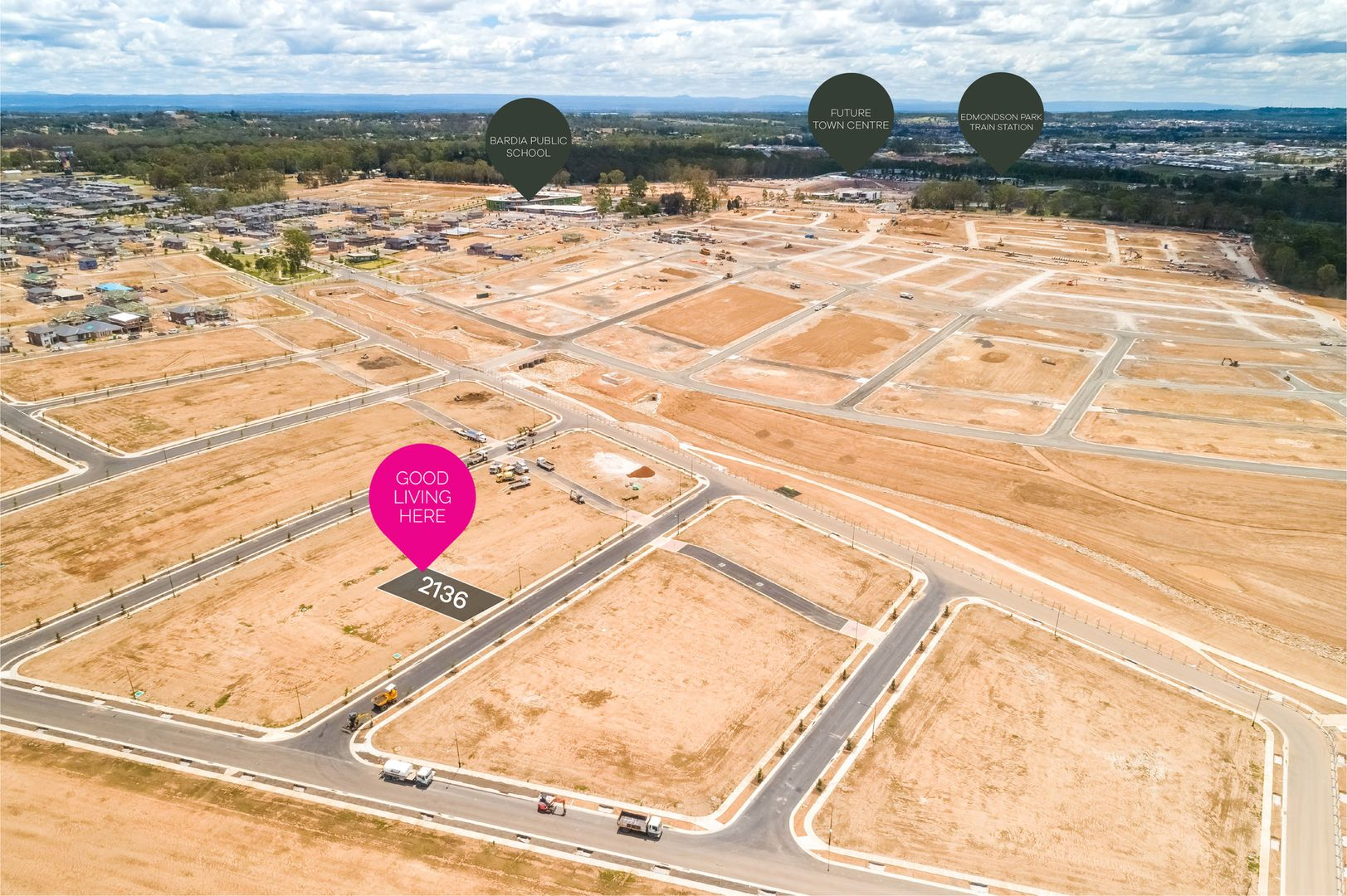 Lot 2136 Proposed Road | New Breeze, Bardia NSW 2565, Image 0
