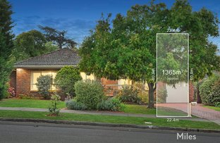 Picture of 43 Hillside Road, Rosanna VIC 3084