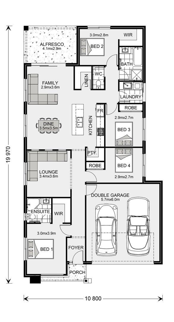 Lot 117 The Leas Estate, Middle Ridge QLD 4350, Image 1