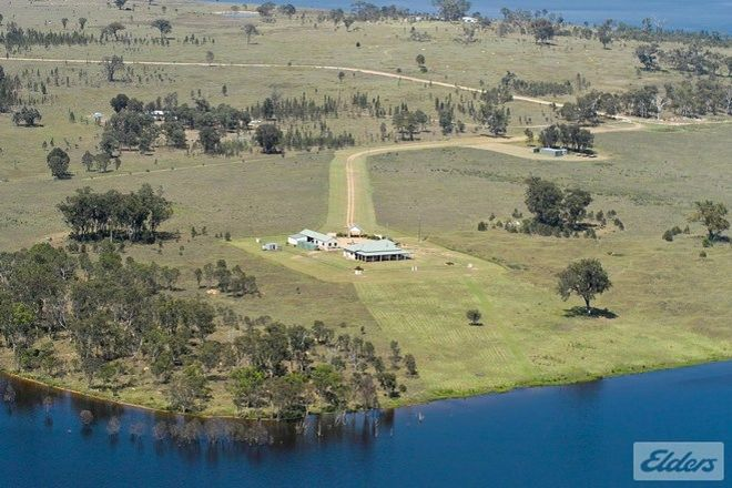 Picture of 422 Glenvale Road, LESLIE DAM QLD 4370