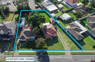 Picture of 18 - 20 Wentworth  Avenue, Toongabbie NSW 2146