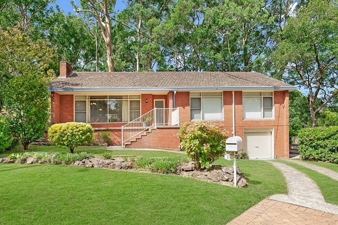 Picture of 24 Lancaster Avenue, BEECROFT NSW 2119