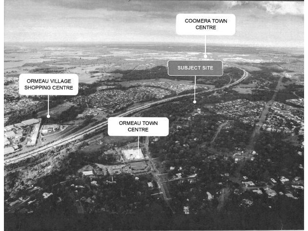 Lot 3 ORMEAU RIDGE RD, Ormeau Hills QLD 4208, Image 1