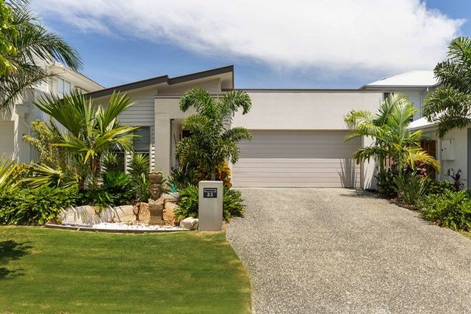 Picture of 33 Keelson Cres, HOPE ISLAND QLD 4212