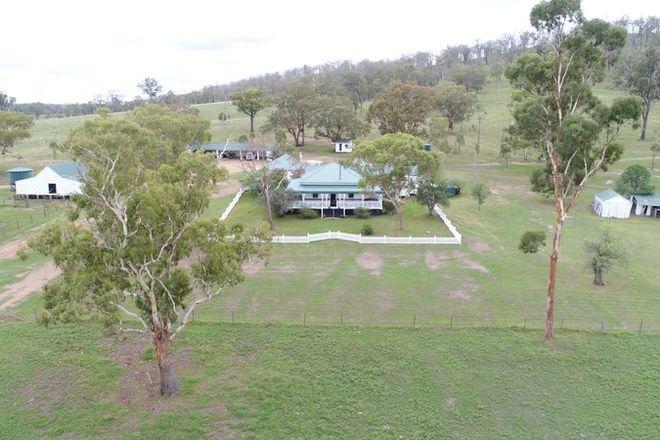 Picture of 572 Condamine River Road, PRATTEN QLD 4370