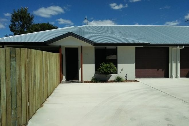 Picture of 1/1a Gleeson St, CROWS NEST QLD 4355