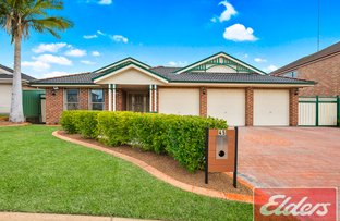 Picture of 45 St Andrews Drive, Glenmore Park NSW 2745