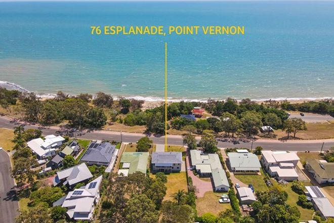 Picture of 76 Esplanade, POINT VERNON QLD 4655