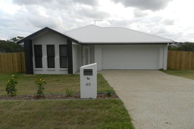 Picture of 40 Cornforth Crescent, KIRKWOOD QLD 4680