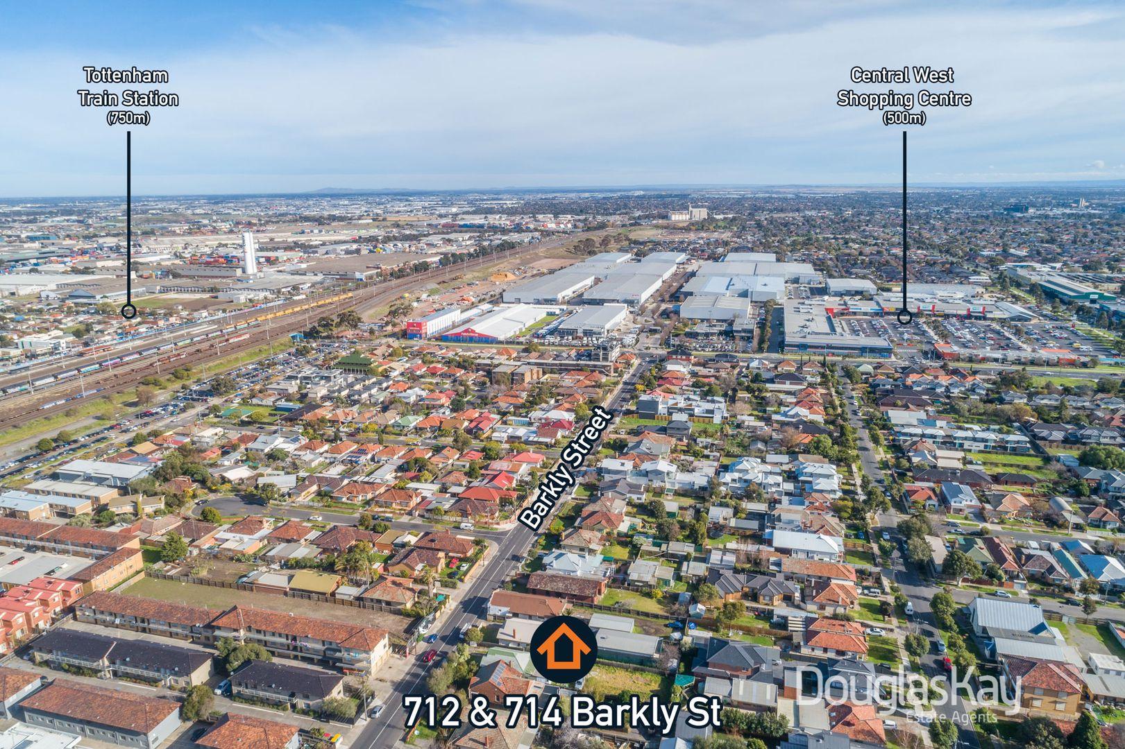 712 & 714 Barkly  Street, West Footscray VIC 3012, Image 2