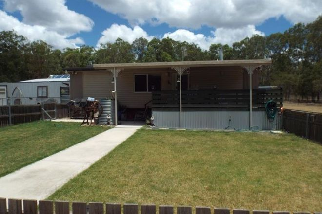 Picture of 1828 Memerambi - Barkers Creek Rd, WATTLE CAMP QLD 4615