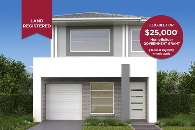 Picture of Lot 1253 (104) Audley Circuit, GREGORY HILLS NSW 2557