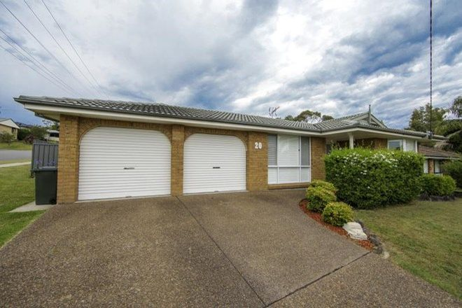 Picture of 20 Wilton Close, WARNERS BAY NSW 2282