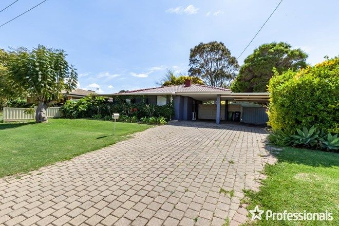 Picture of 42 Dancy Way, SEVILLE GROVE WA 6112