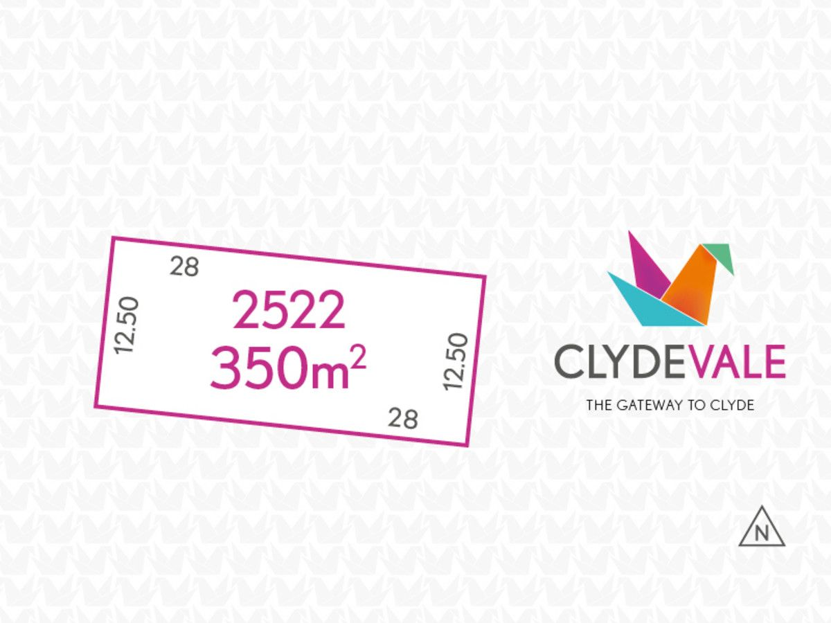 Lot 2522 Dorkings Way, Clyde North VIC 3978, Image 0