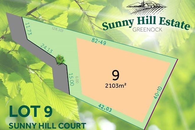 Picture of Lot 9 Sunny Hill Court, GREENOCK SA 5360