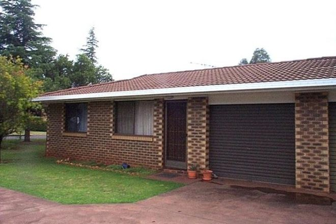 Picture of 1/6 Collard Court, DARLING HEIGHTS QLD 4350