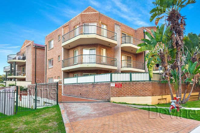 Picture of 11/33-39 Wilga Street, BURWOOD NSW 2134