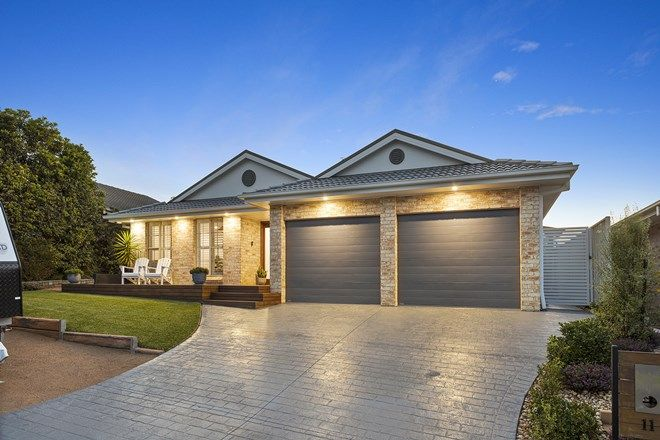 Picture of 11 Freya Court, SHELL COVE NSW 2529