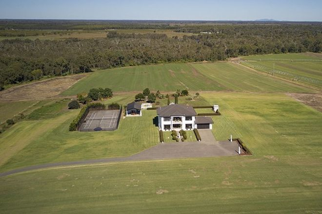 Picture of 865 Booral Road, BUNYA CREEK QLD 4655