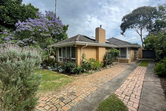 Picture of 456 Belmore Road, MONT ALBERT VIC 3127