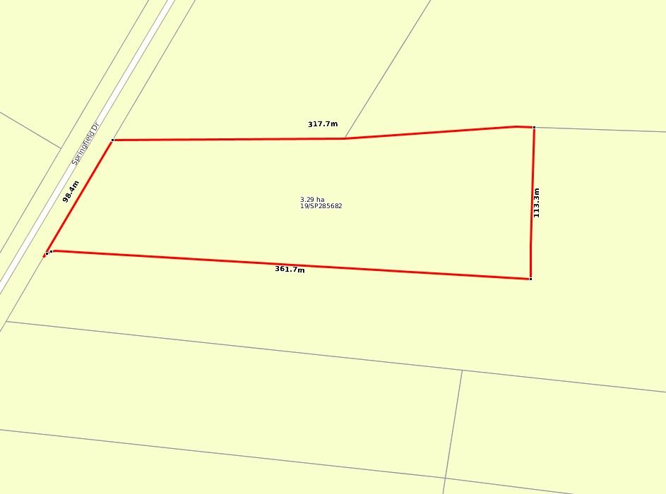 Lot 19 Springfield Drive, Dalby QLD 4405, Image 1
