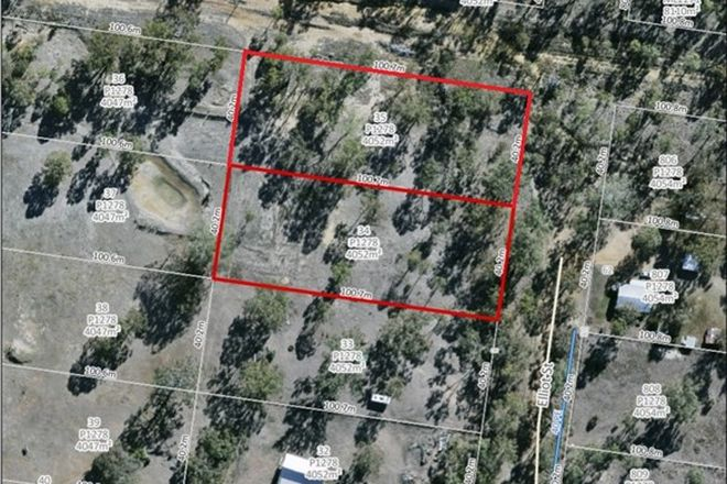 Picture of Lot 34 & 35 Elliot Street, PRATTEN QLD 4370