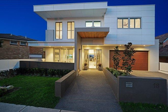 Picture of 18 Ridge Street, MEREWETHER NSW 2291