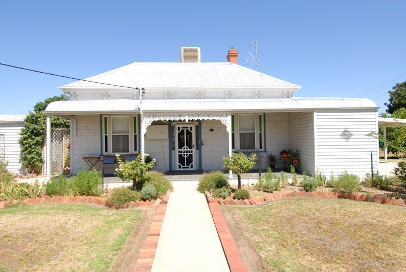 118 NAPIER STREET, Deniliquin NSW 2710, Image 0