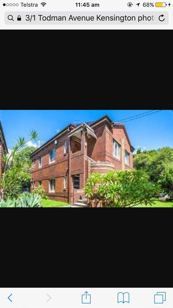 1 Todman Ave, Kensington NSW 2033, Image 0