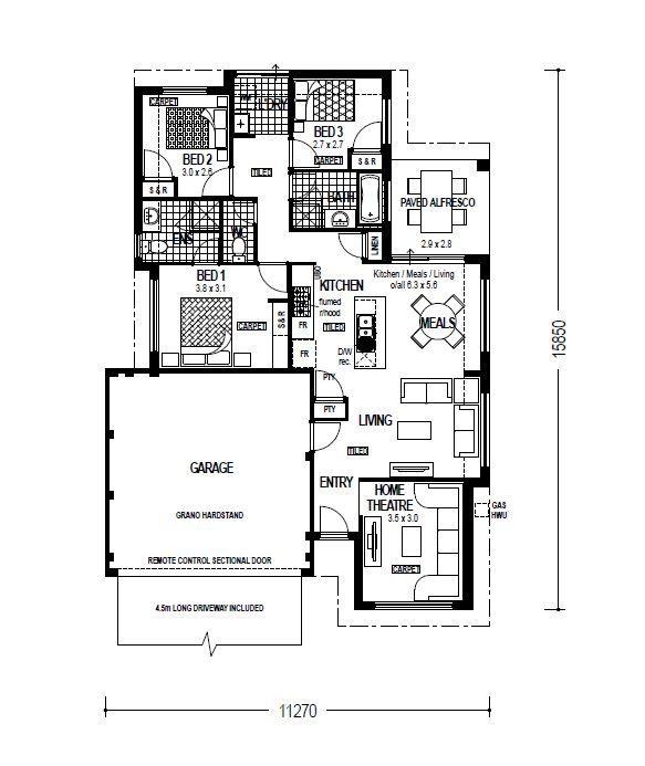 Lot 316 Pisces Street, Bennett Springs WA 6063, Image 1