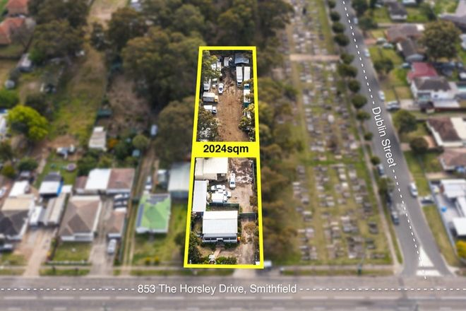 Picture of 853 The Horsley Drive, SMITHFIELD NSW 2164