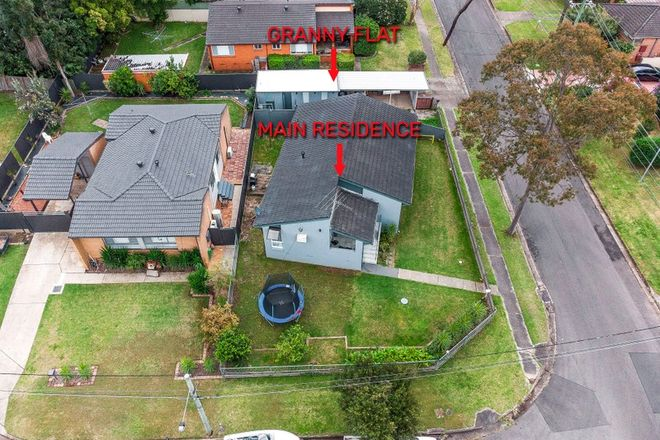 Picture of 22 Fitzgerald Avenue, HAMMONDVILLE NSW 2170