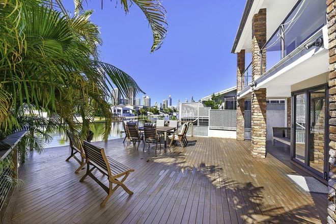 Picture of 5 Buccaneer Court, PARADISE WATERS QLD 4217