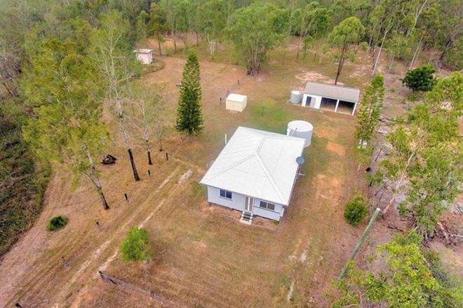 Picture of 168 MOUNT STOWE ROAD, WEST STOWE QLD 4680