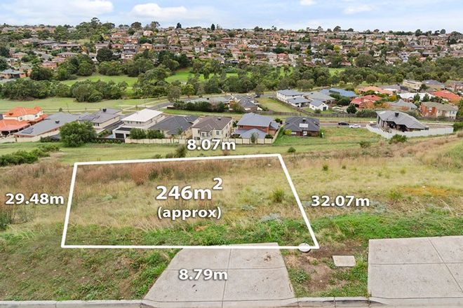 Picture of 8 Duranta Drive, GOWANBRAE VIC 3043